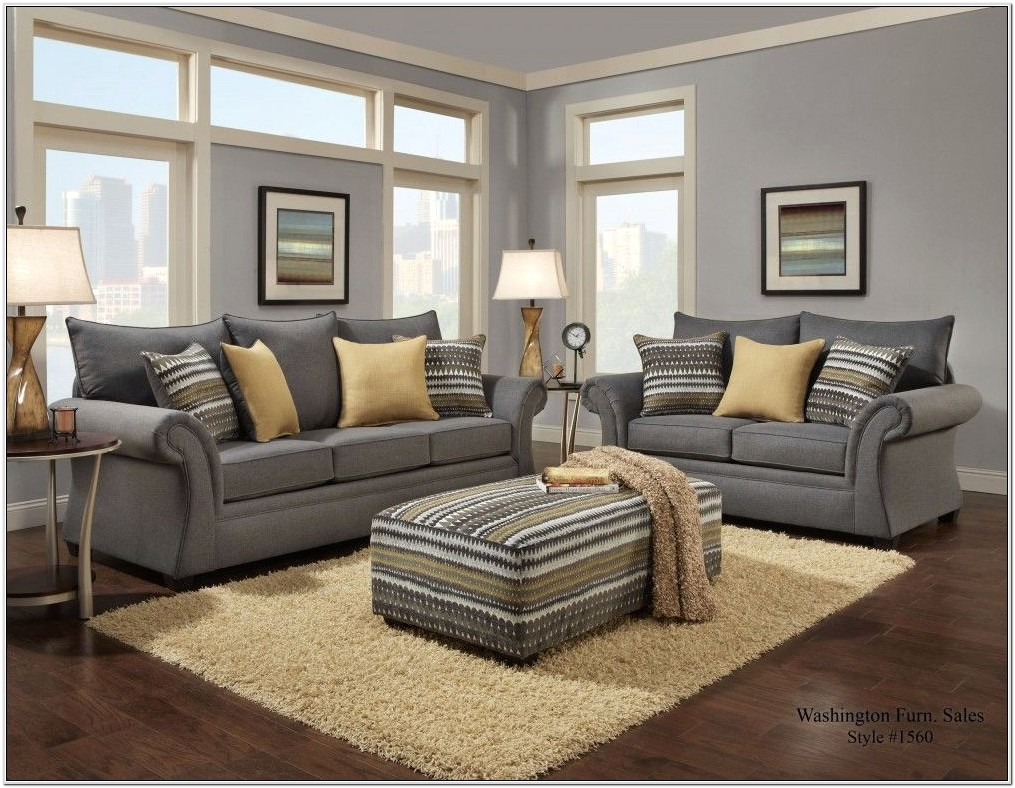 Gray Living Room Sets On Sale