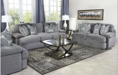 Grayfurniture Living Room Set