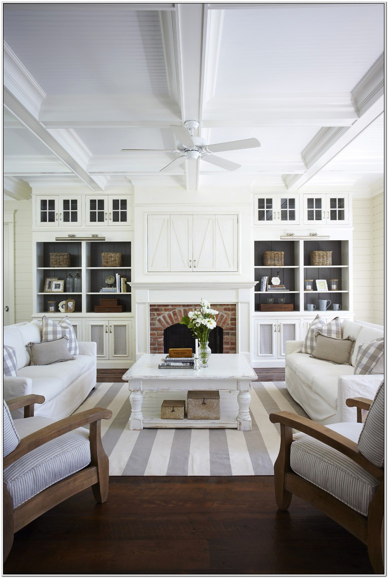 Great Living Room Decor For White Rooms