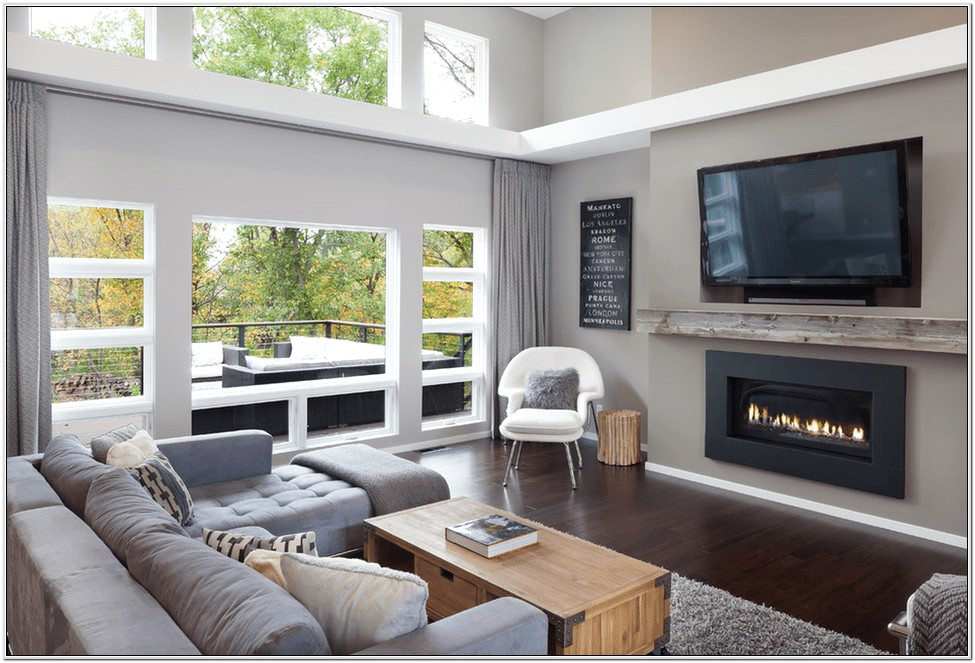 Grey Ideas For Living Room