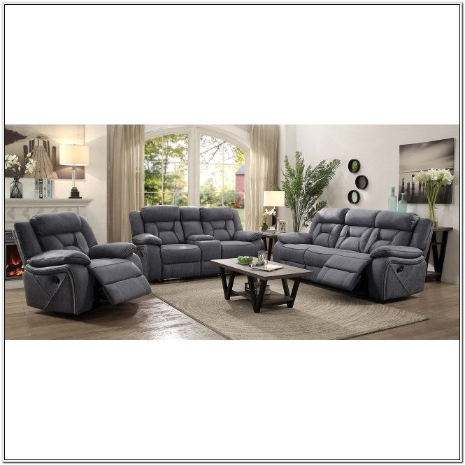 Houston Living Room Furniture Set