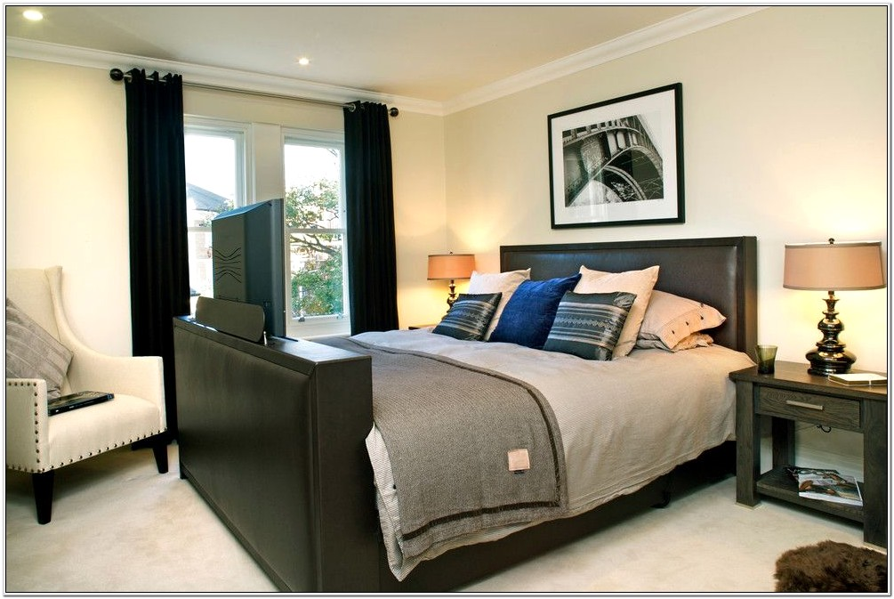 Ideas For Male Bedroom Decorating