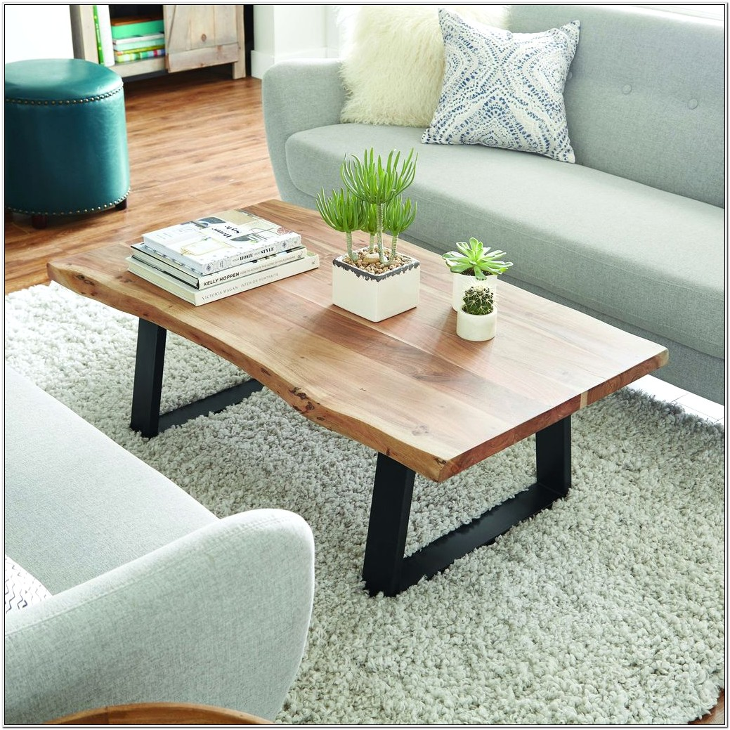 Ideas To Decorate Living Room Table