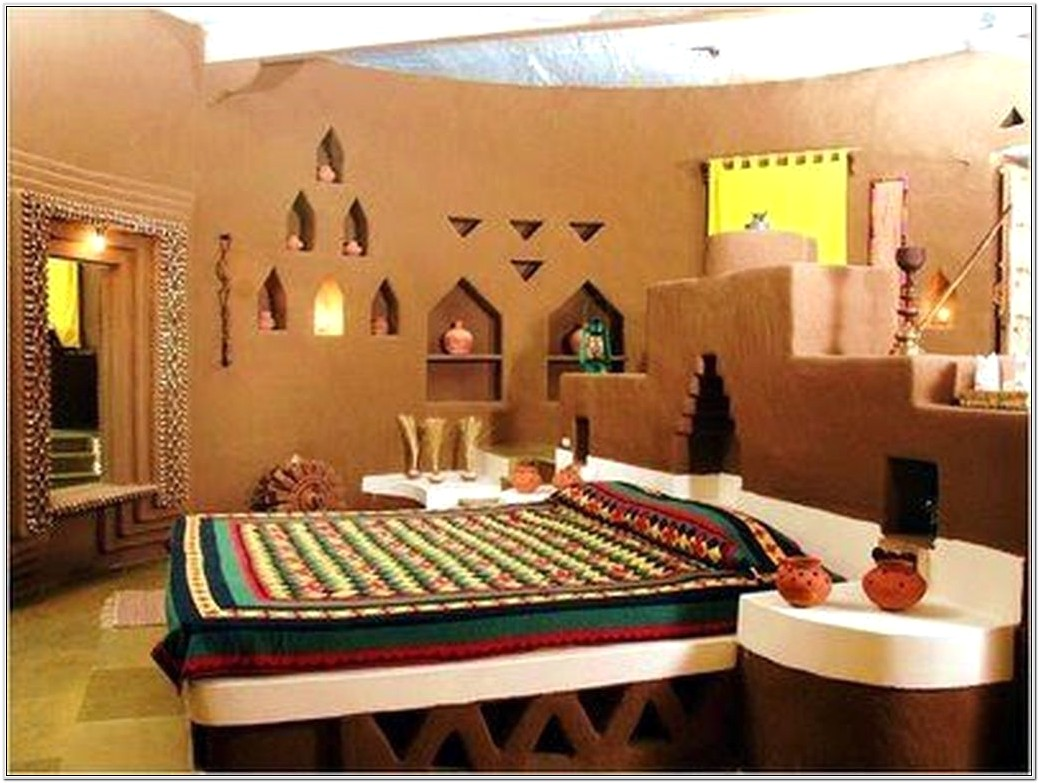 Indian Style Bedroom Decor