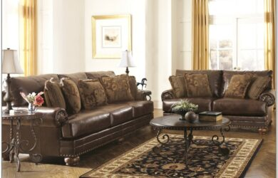 Inexpensive Leather Living Room Sets