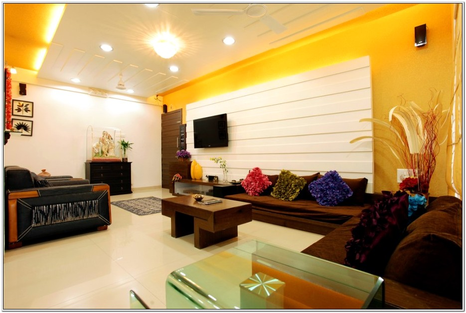 Interior Decoration For Living Room In India