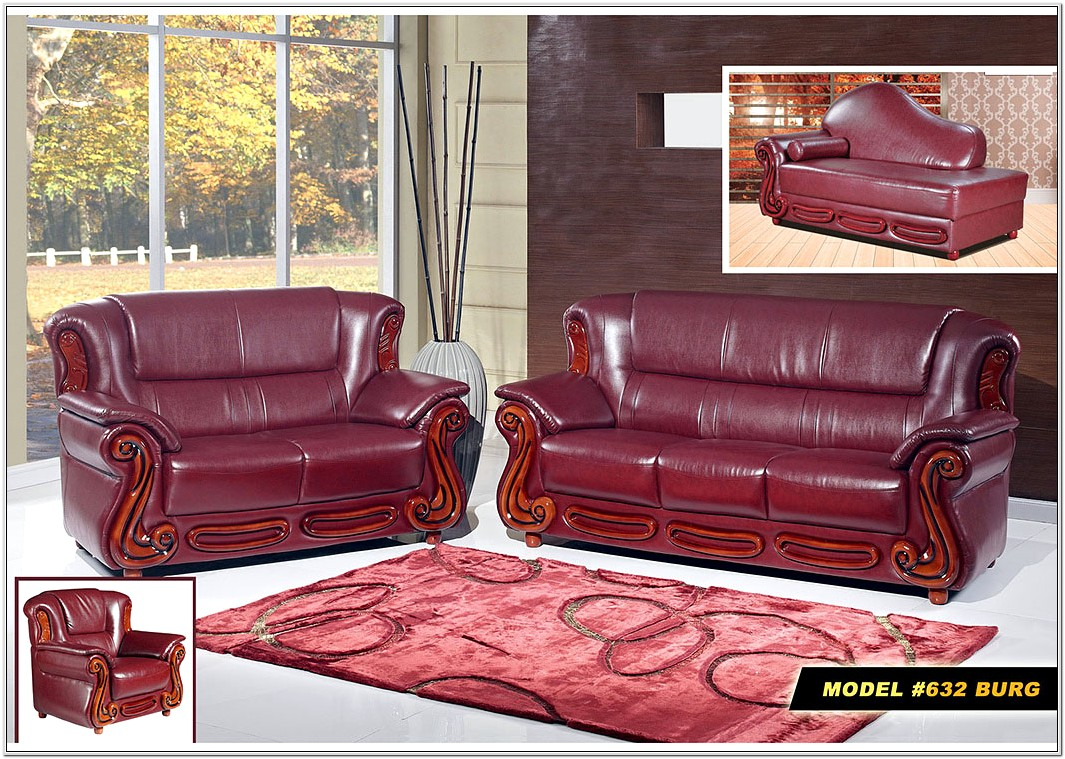 Jerusalem Furniture Living Room Sets Red