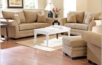 Klaussner Holly 4 Pc Living Room Set
