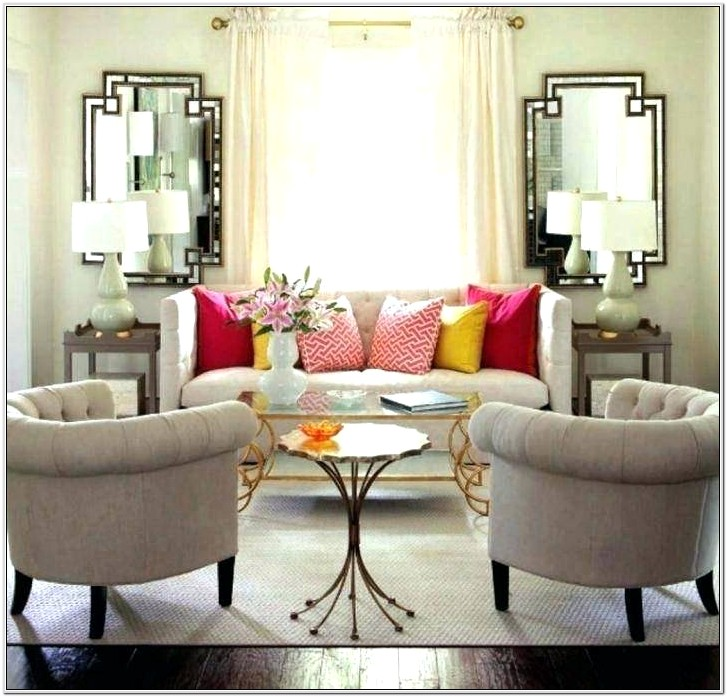 Large Living Room Wall Design Ideas