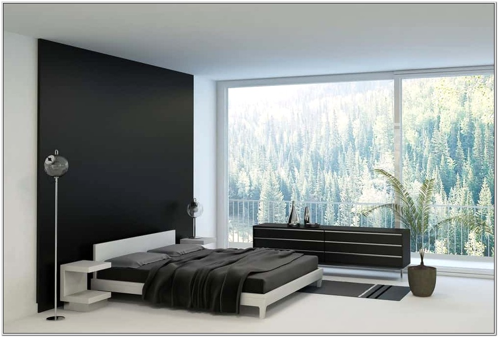 Large Wall Window Decor For Master Bedroom