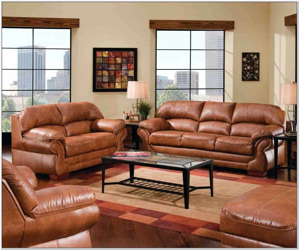 Leather Living Room Furniture Sets Sale