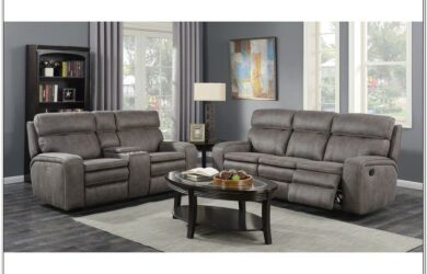 Leggett Upholstered 2 Piece Living Room Set