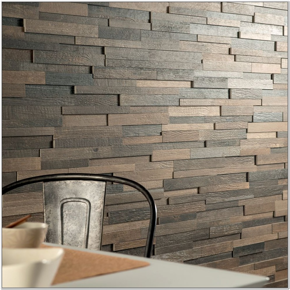 Living Room Accent Wall Ideas Wood Planks