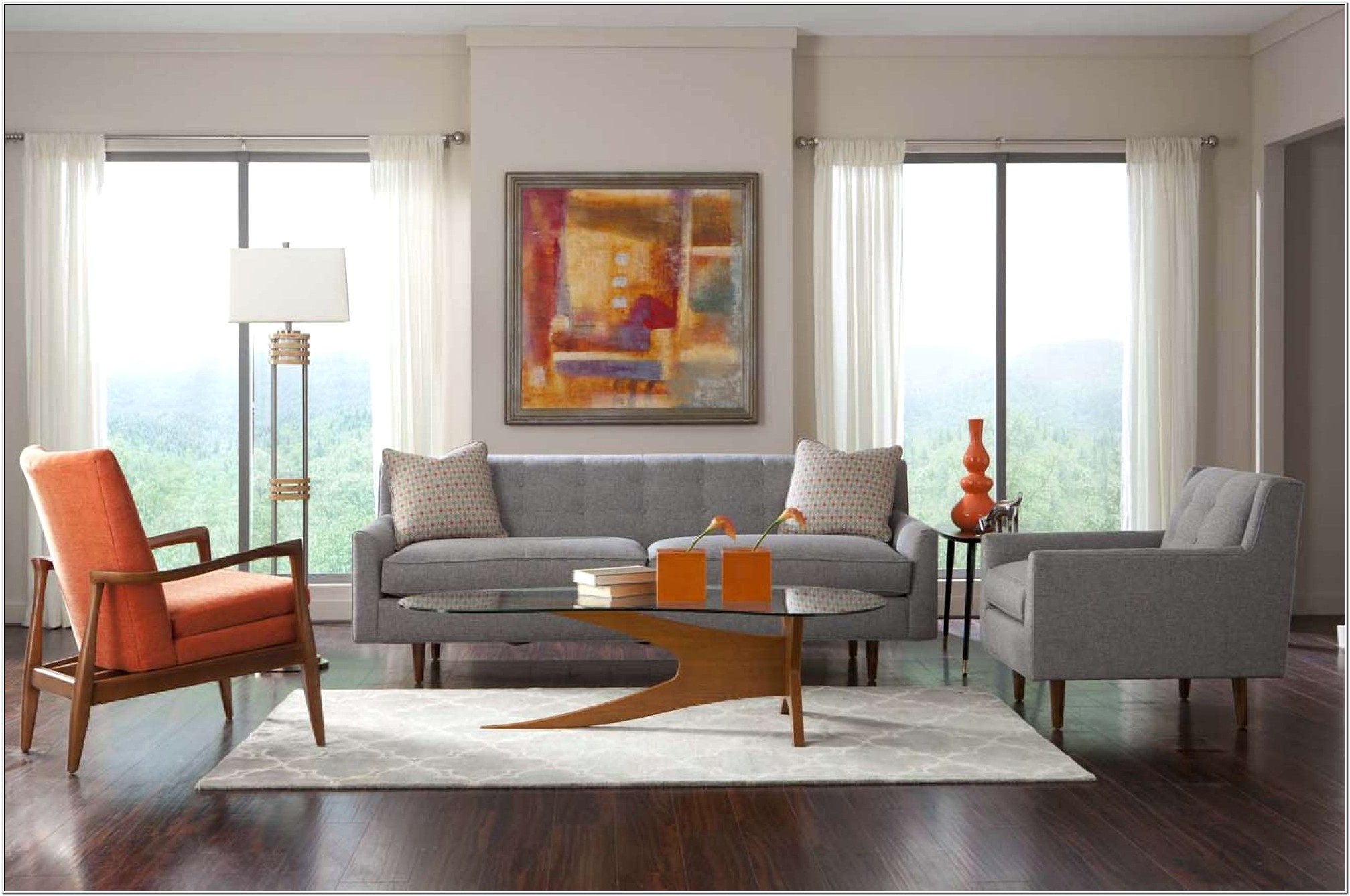 Living Room Chair Cover Ideas