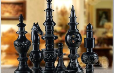 Living Room Chess Sets
