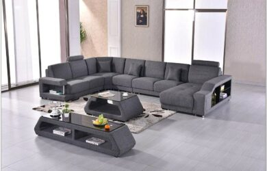 Living Room Couch Set Sectionals Fabrick