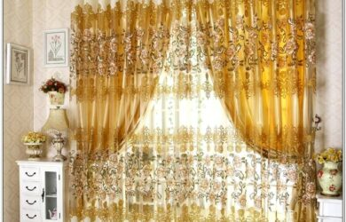Living Room Curtain Sets For Sale