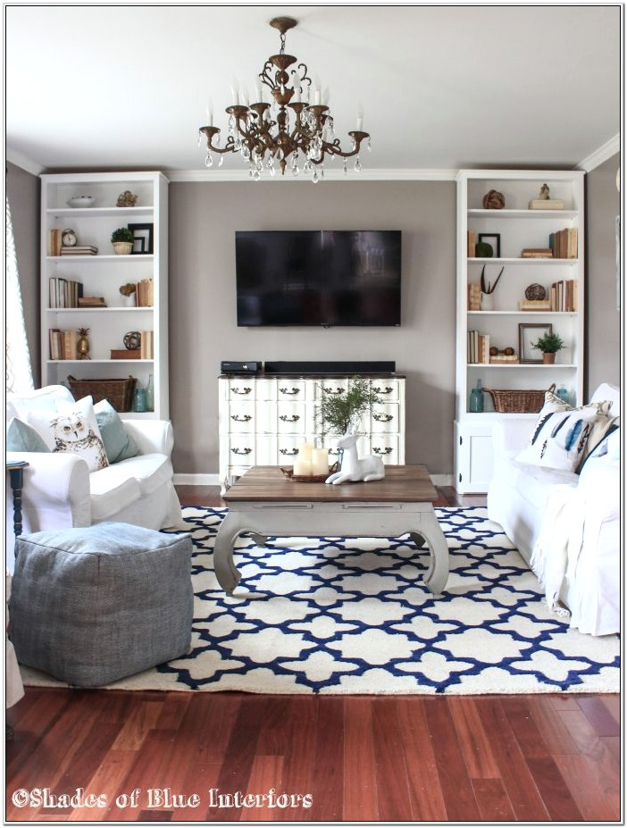 Living Room Decorating Ideas With Rugs