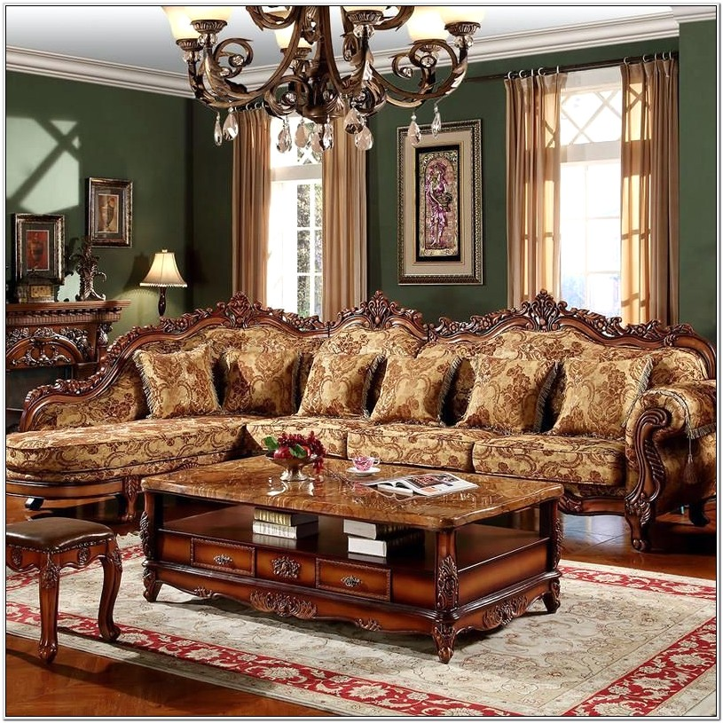 Living Room Decorating Styles And Sectional Sofa