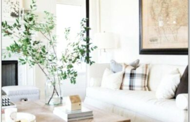 Living Room Design In A Small Space