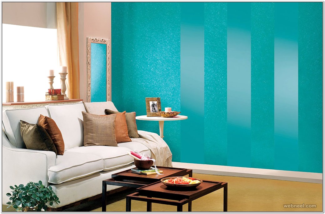 Living Room Design Wall Paint