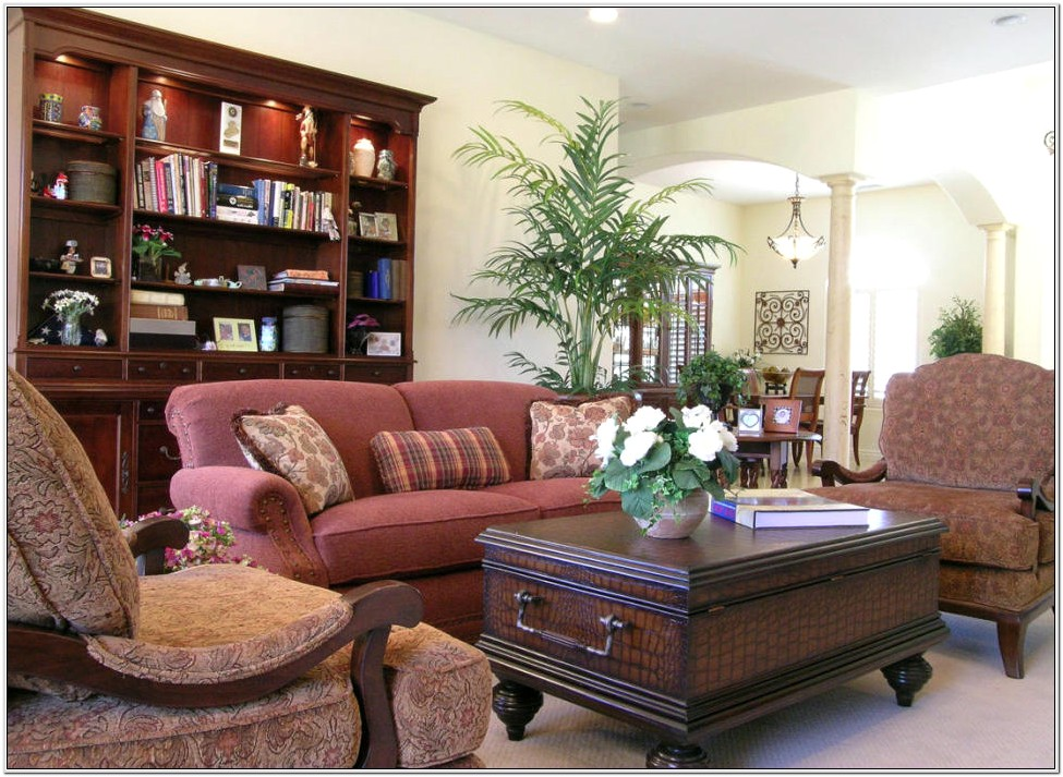 Living Room Ideas Old World
