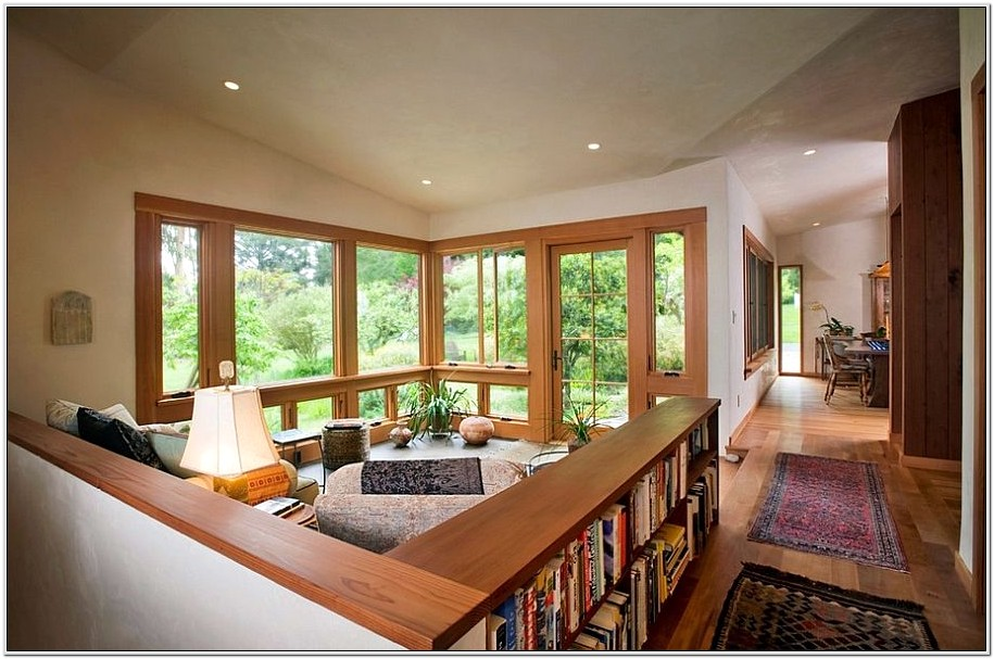 Living Room Ideas With Books