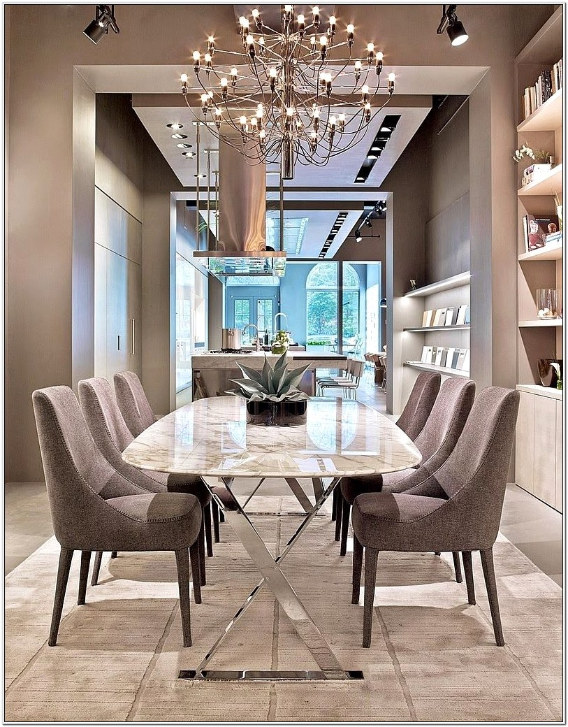 Living Room Ideas With Brown Marble Table