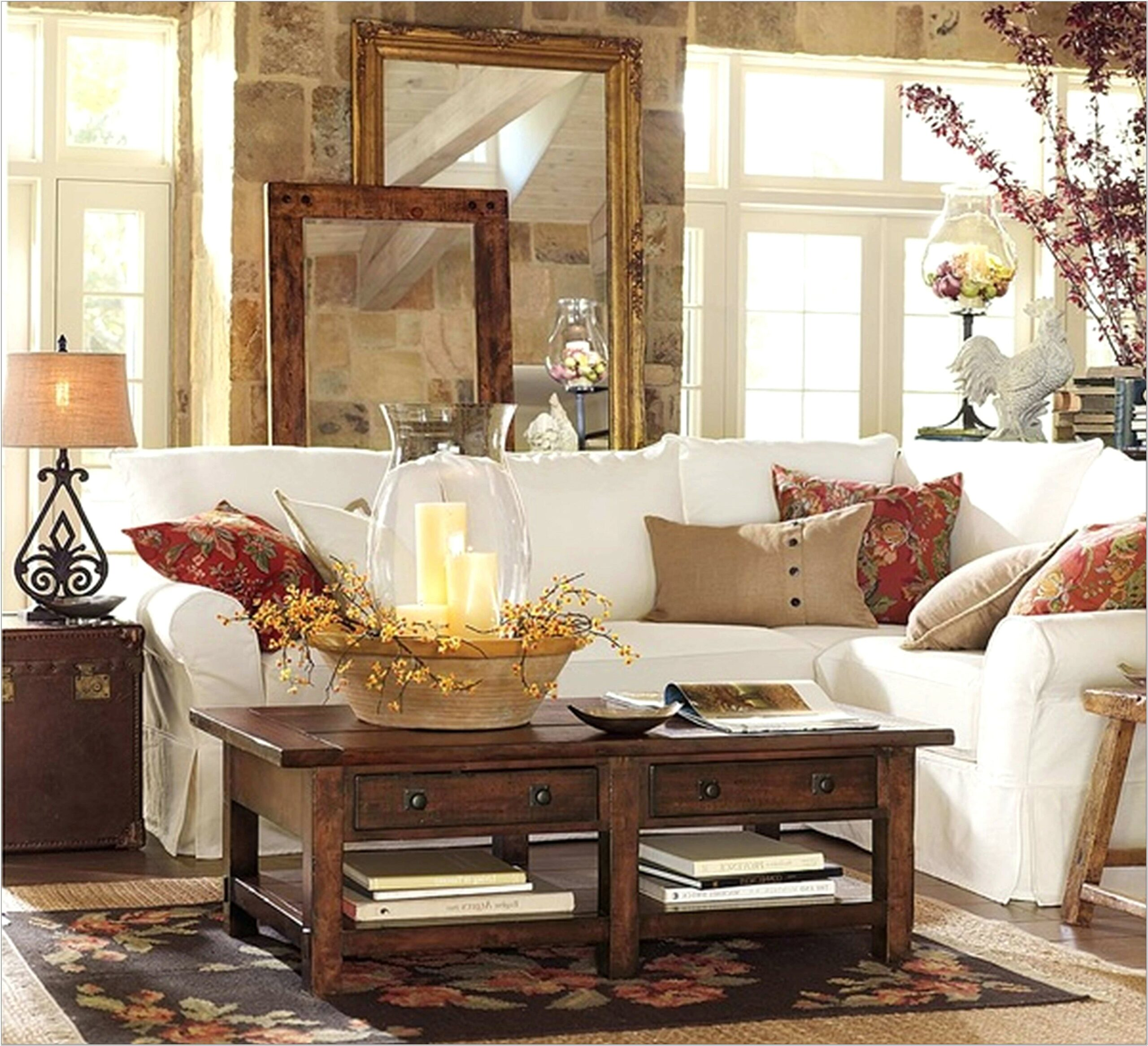 Living Room Pottery Barn Ideas