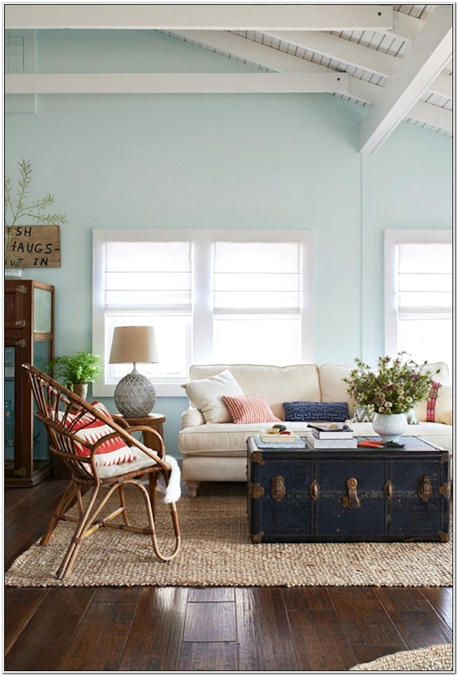 Living Room Trunk Ideas