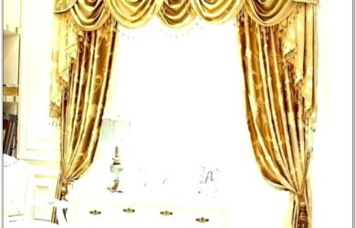 Living Room Valance Designs