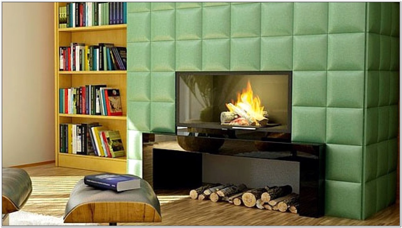 Living Room With A Fireplace Design Ideas