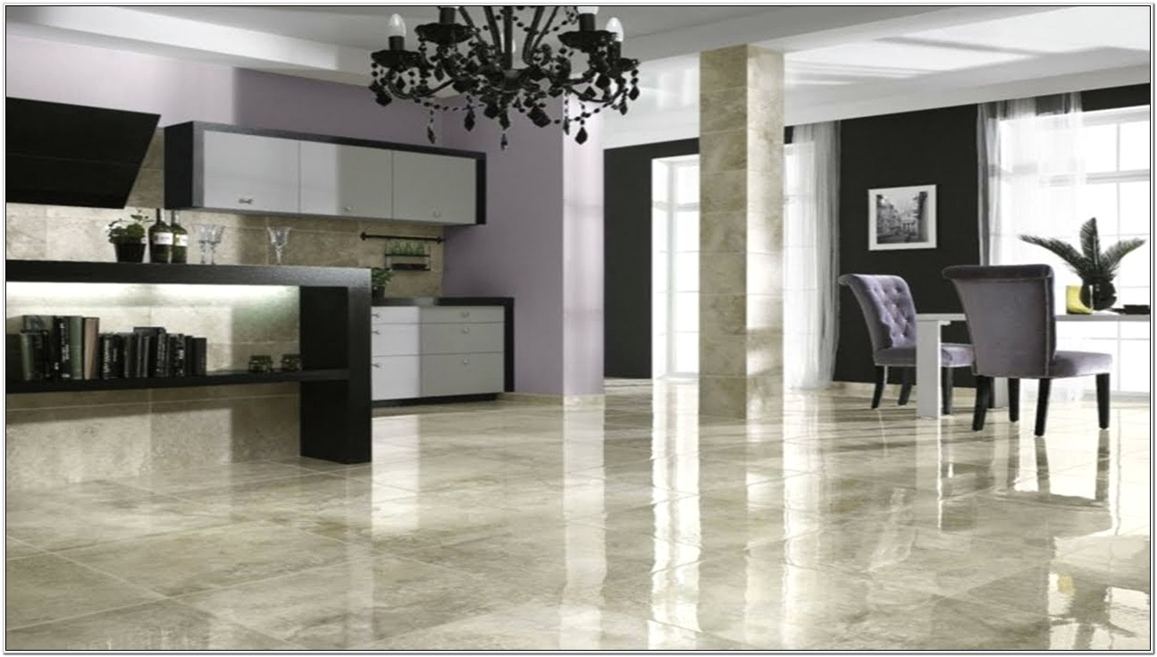 Marble Flooring Designs For Living Room