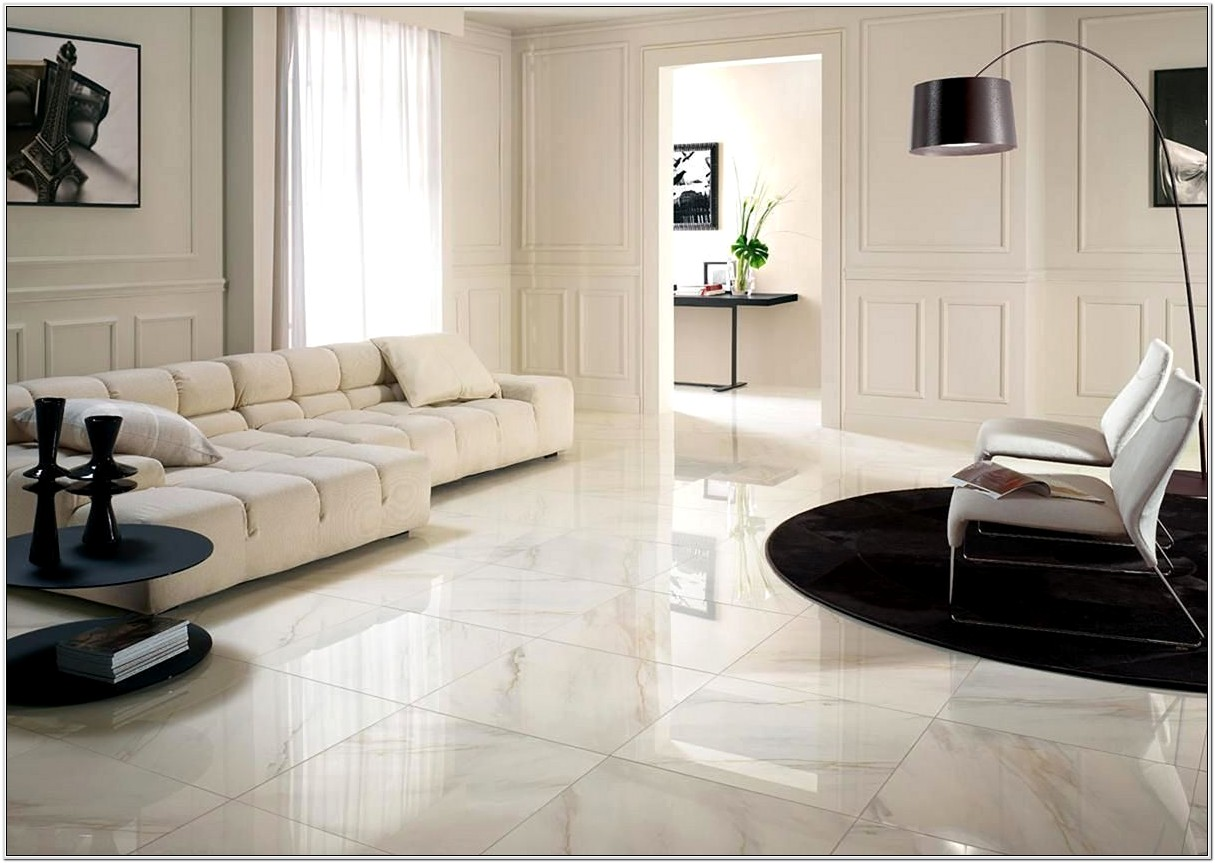 Marble Living Room Ideas