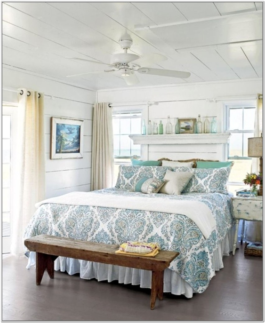 Master Bedroom Decorating Ideas Cottage