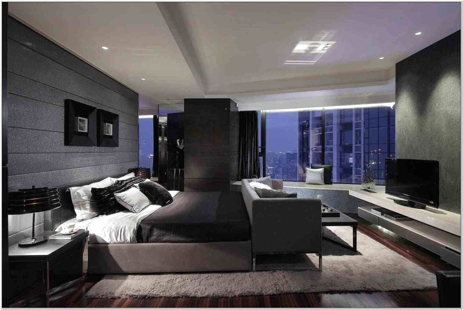 Master Bedroom Decors Contemporary