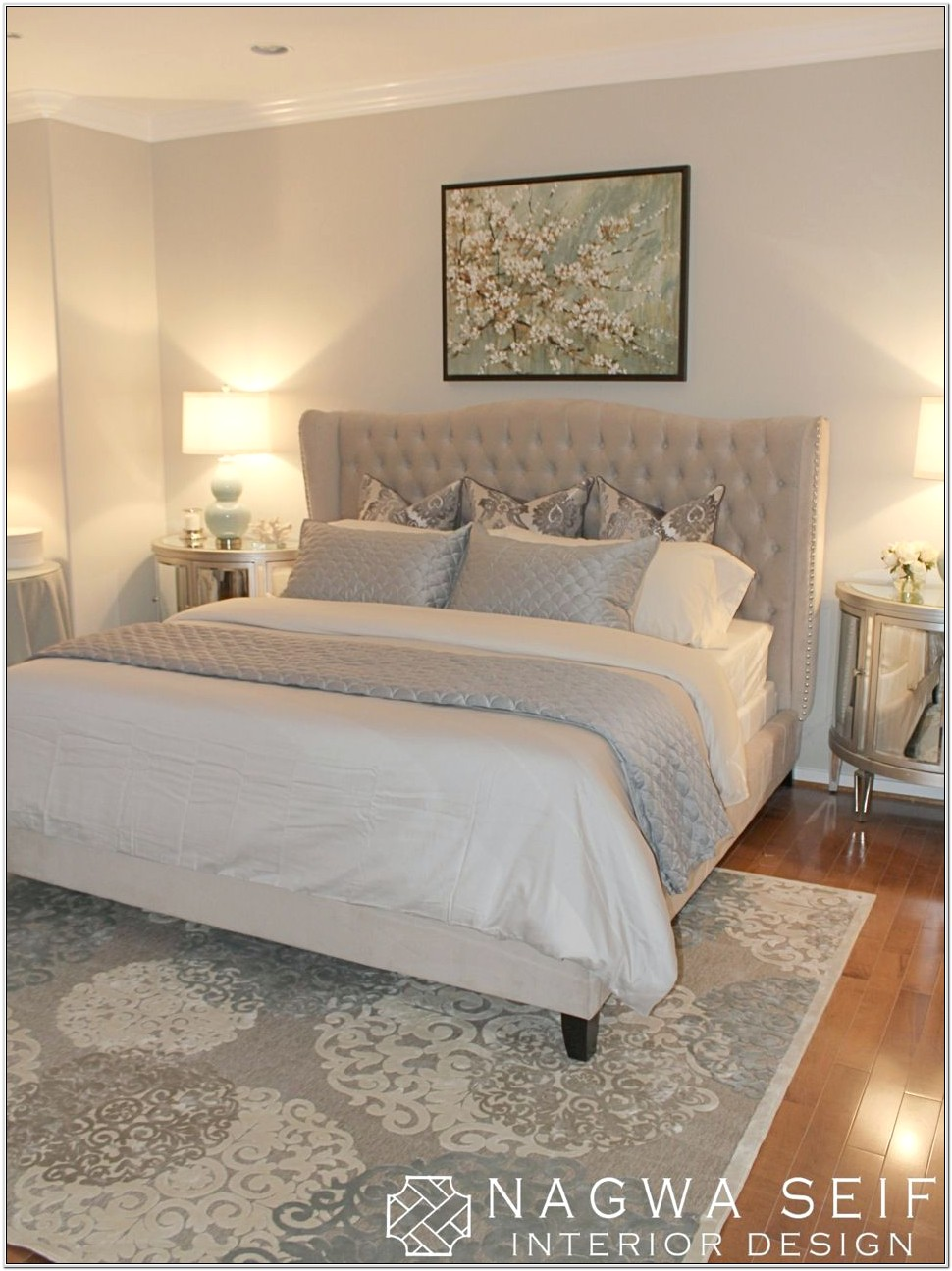 Master Bedroom Headboard Decor Ideas