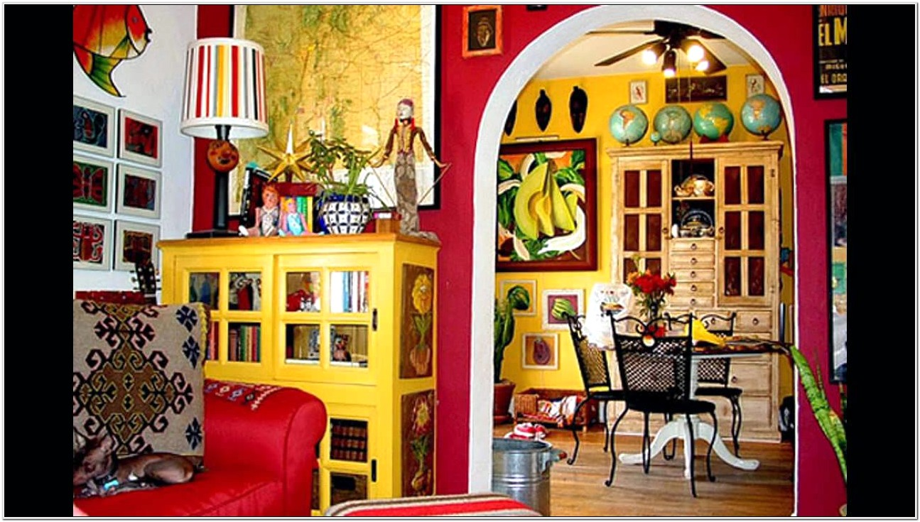 Mexican Themed Living Room Ideas