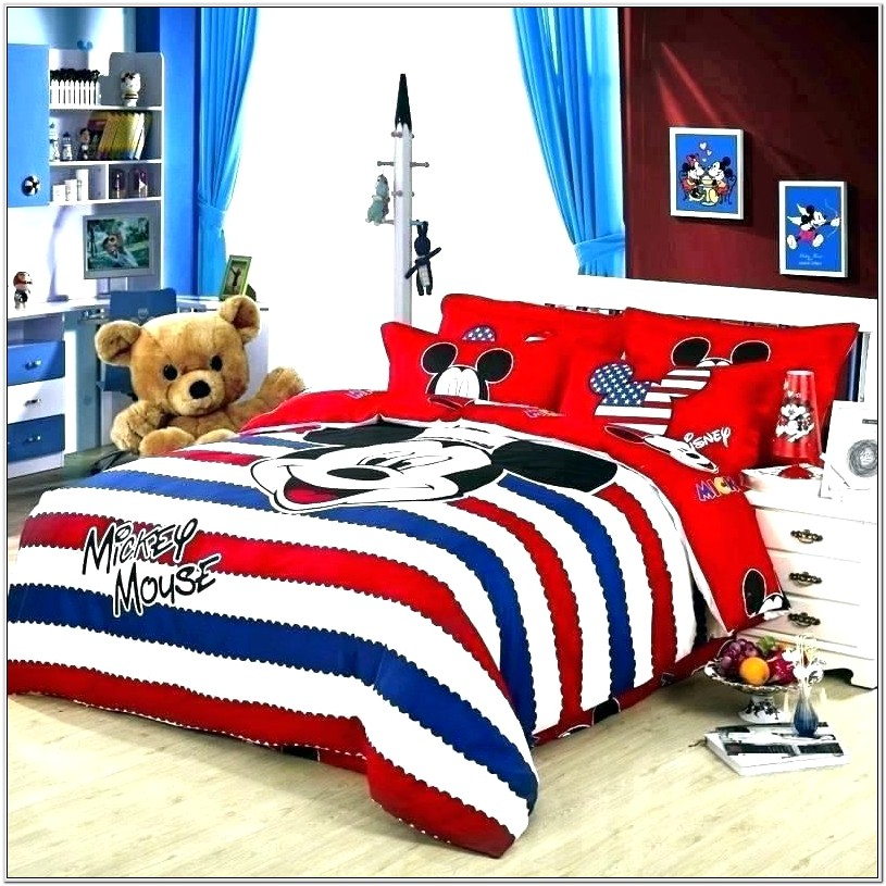 Mickey Mouse Bedroom Decor Australia