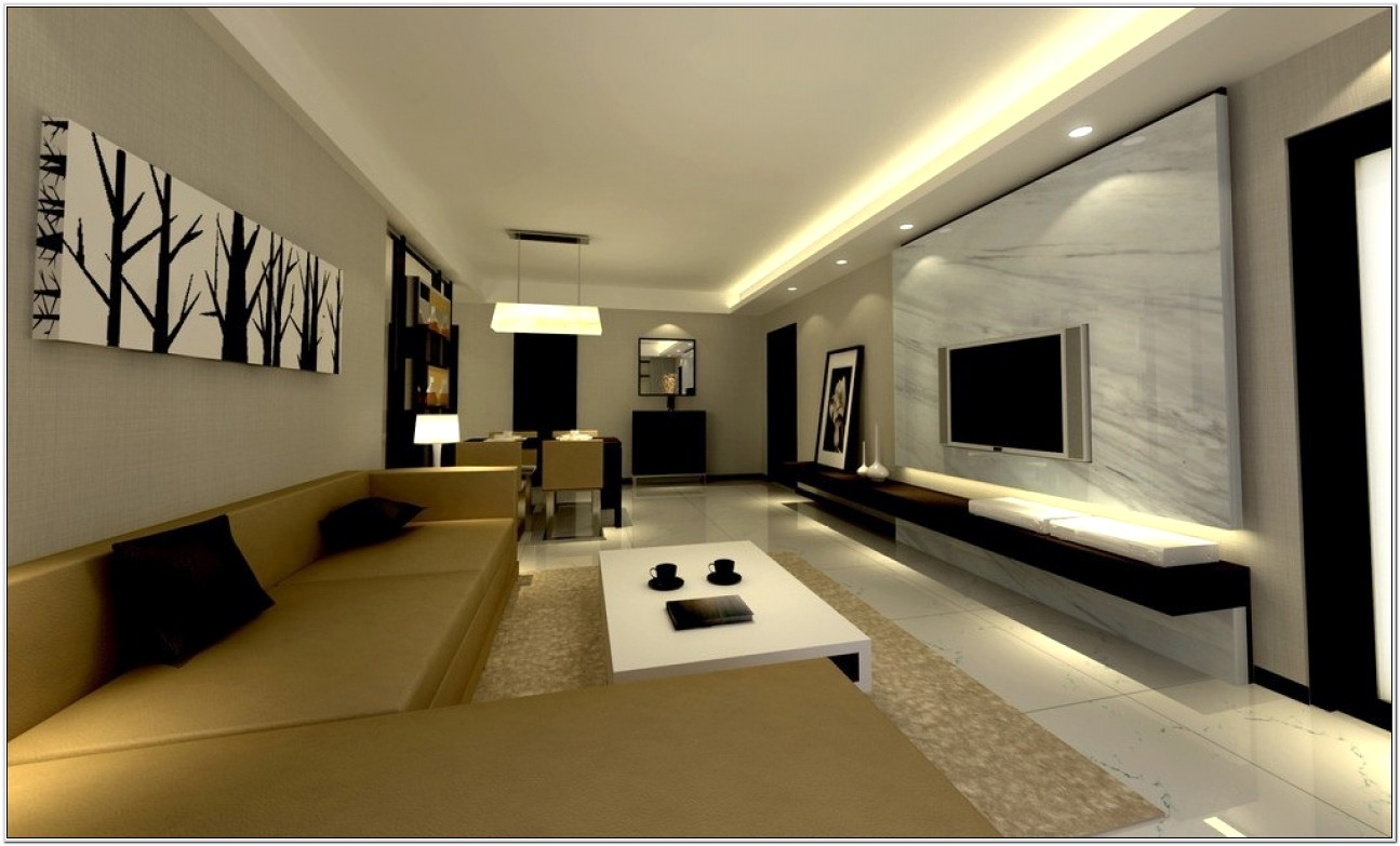 Modern Lighting Ideas For Living Room