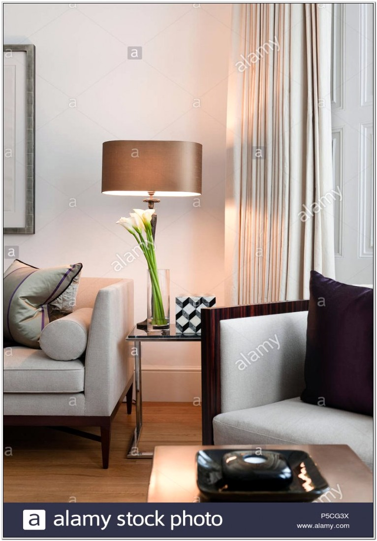 Modern Living Room Lamp Ideas