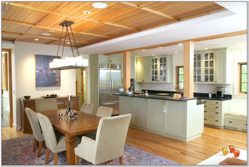 Open Kitchen With Living Room Ideas