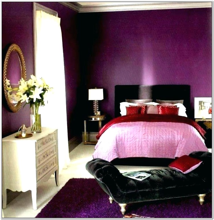 Purple And Silver Living Room Ideas