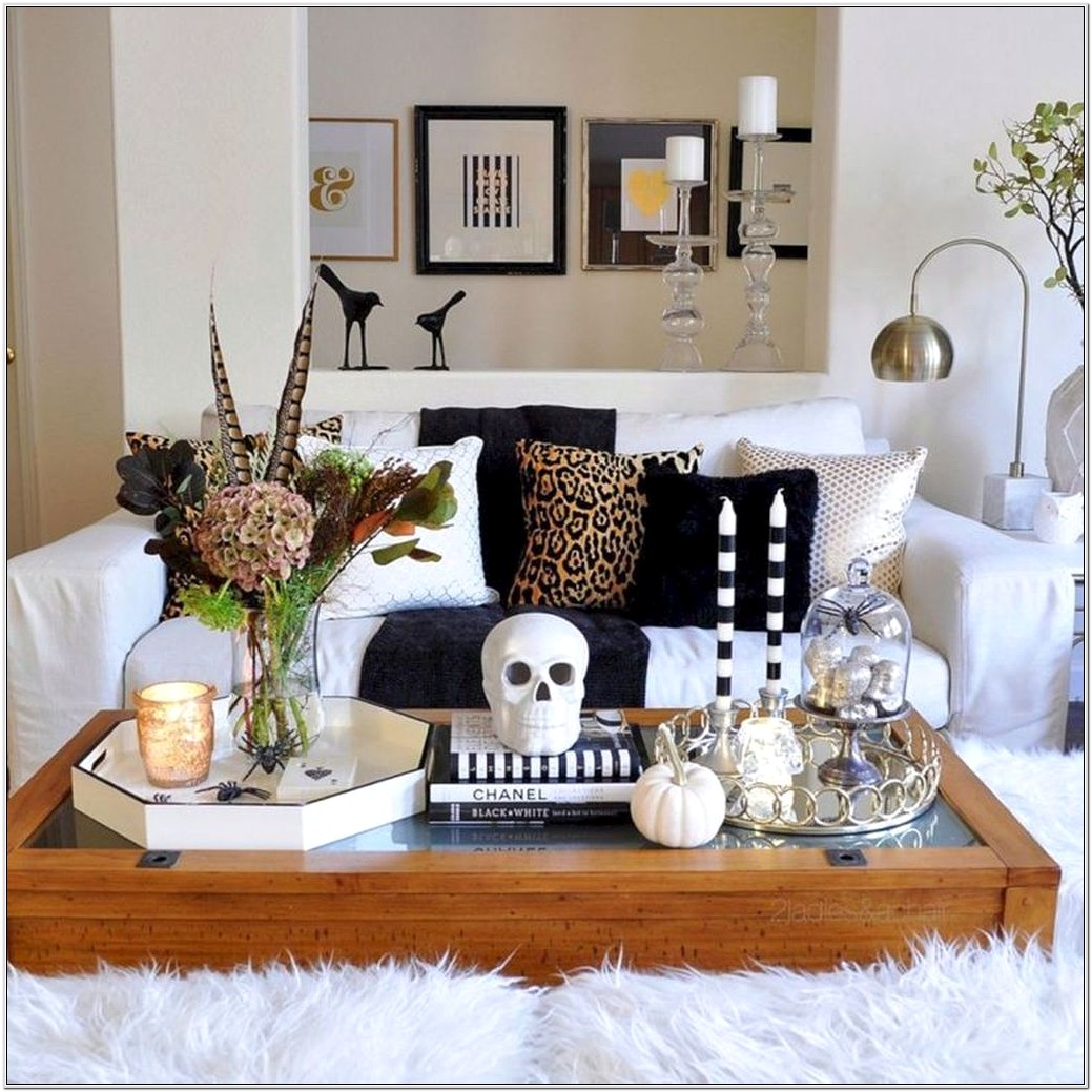 Scary Living Room Ideas