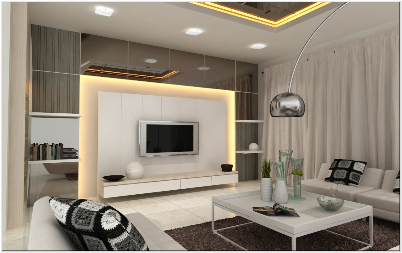 Simple Living Room Design Ideas Malaysia