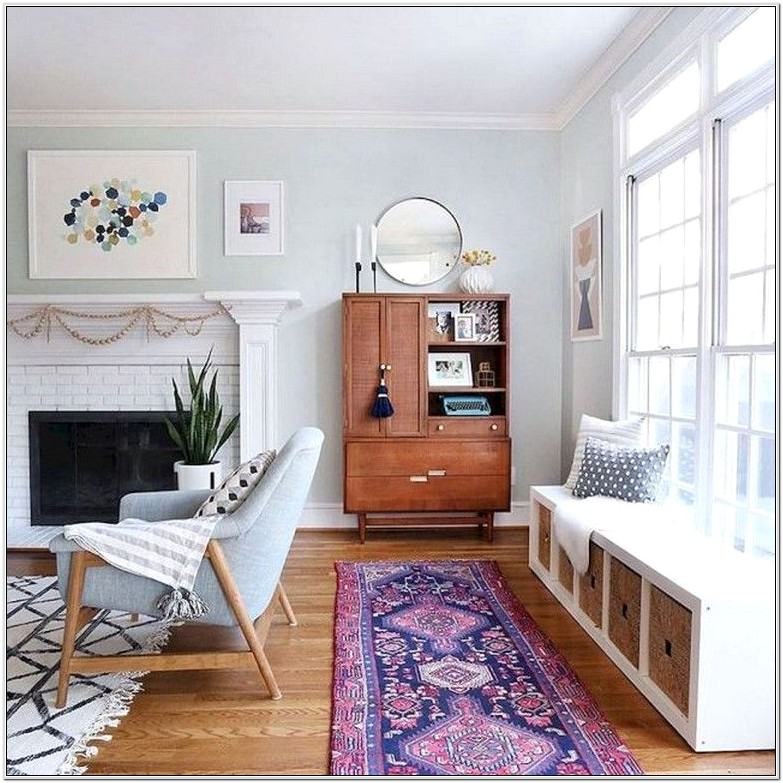 Small Living Room Feature Wall Ideas