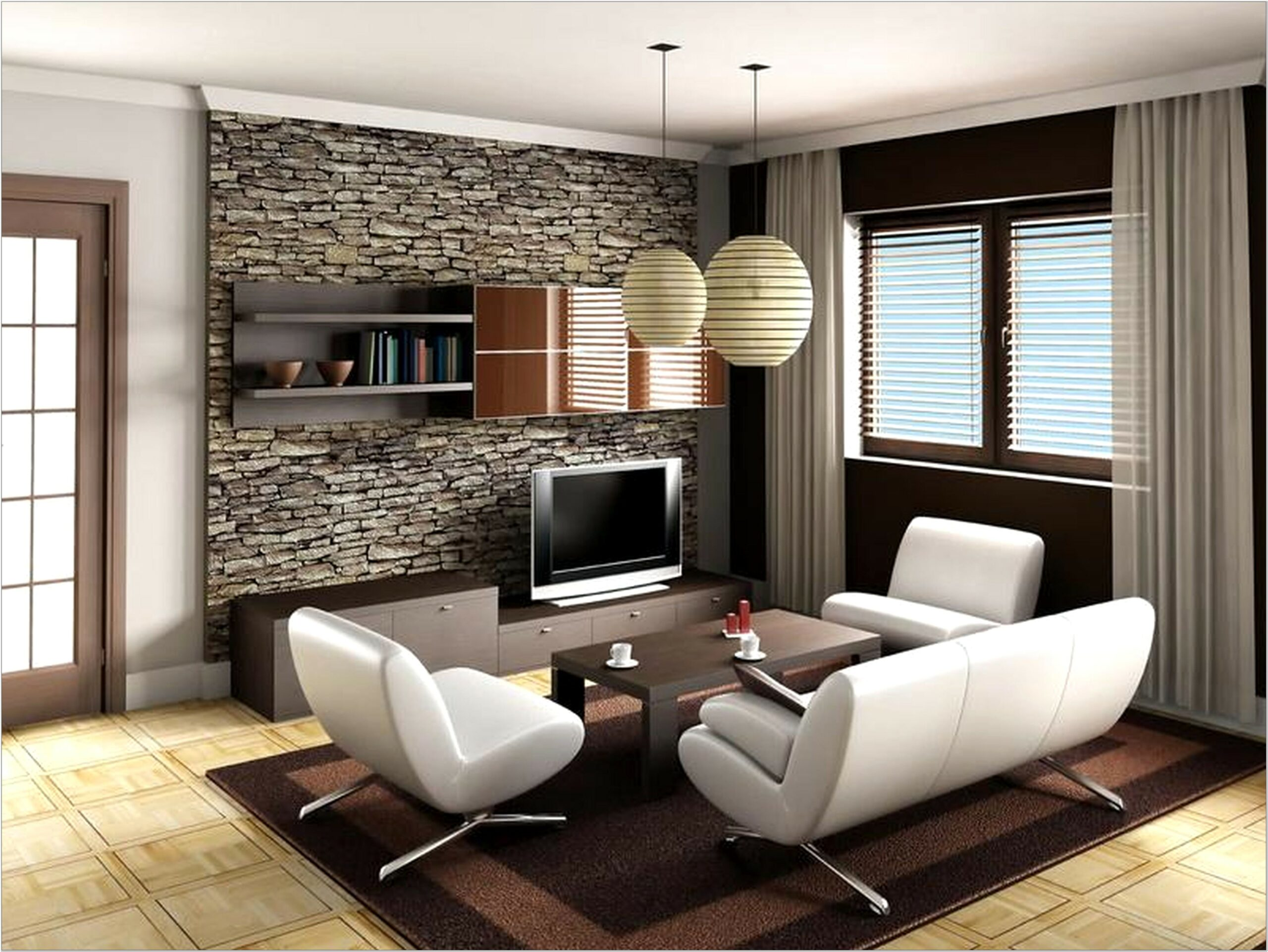Small Space Ideas For Living Room