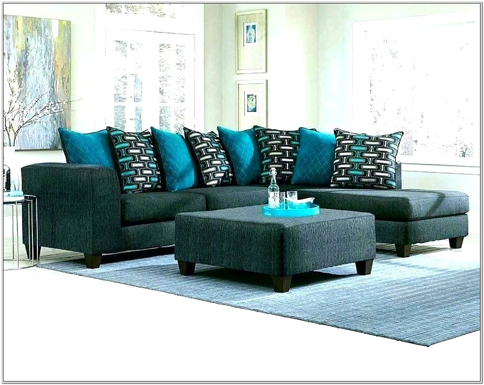 Teal And Mustard Living Room Ideas