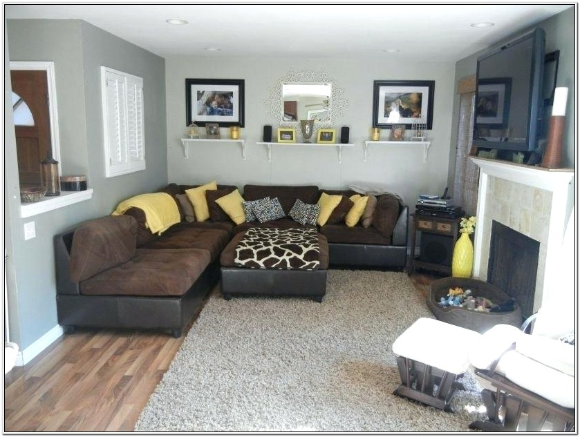 Teal Yellow And Grey Living Room Ideas