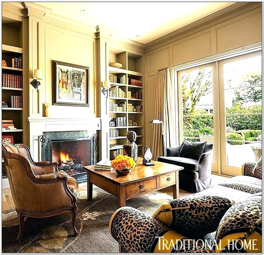 Traditional Style Living Room Ideas